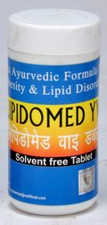 Lipidomed Yw Tablets (50 Tablets)